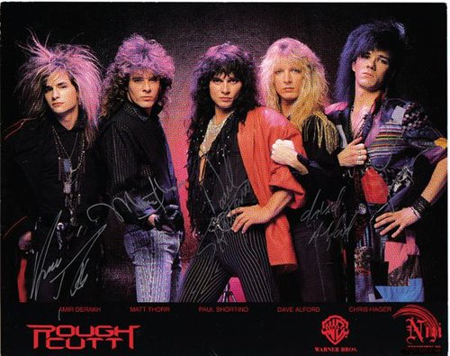Back In The Day Rough Cutt