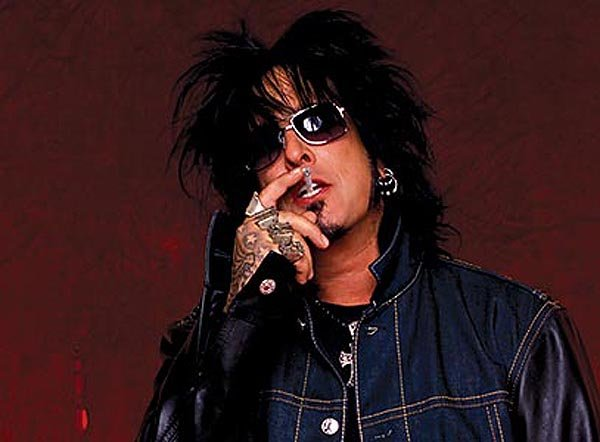 from Jalen is nikki sixx gay