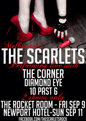 the scarlets www.therockpit.net