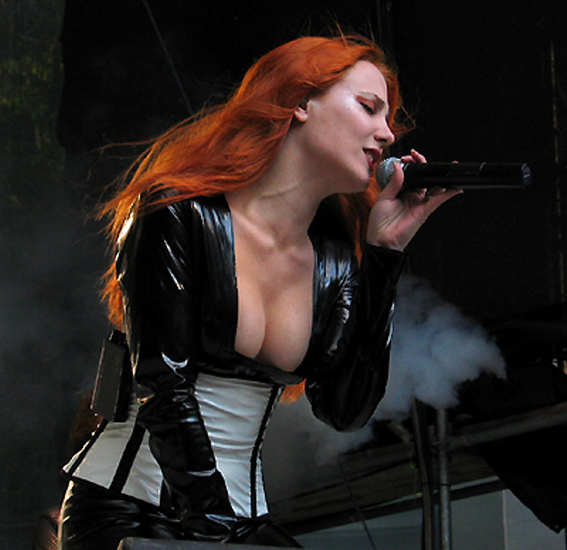 simone simons ladies sexy - photo #1
