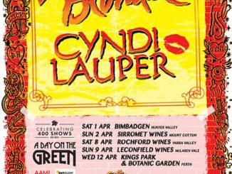Blondie & Cyndi Lauper