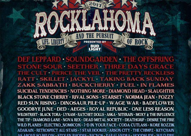 Rocklahoma 2017