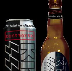 Kiss Destroyer Beer