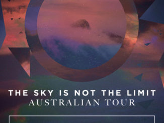 I Built The Sky Australian tour 2017