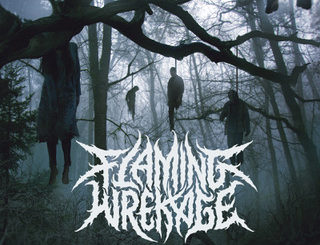 Flaming Wrekage - From Flesh To Dust