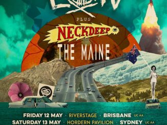 All Time Low Australian Tour