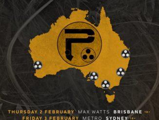 Periphery Australian tour 2017