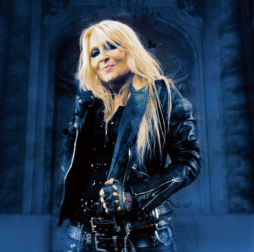 Doro Pesch - Photo by Guido Raschke