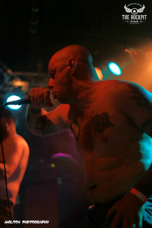 Thrash Blast Grind Fest - King Parrot
