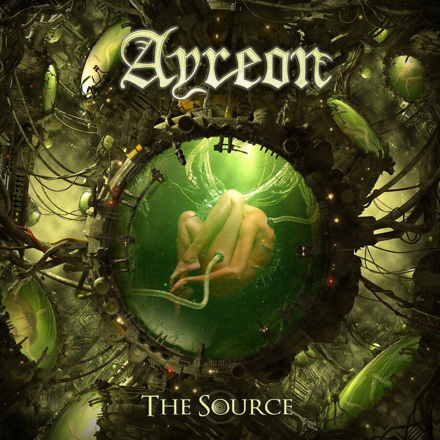 Ayreon - Source Code