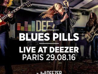 Blues Pills Live At Deezer