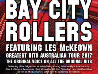 Bay City Rollers Australia tour 2017