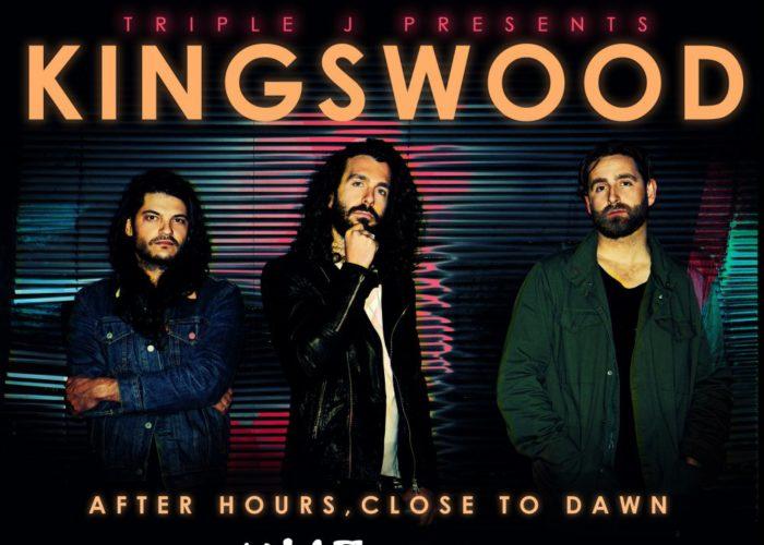 Kingswood Australian tour 2017