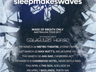 sleepmakeswaves tour 2017