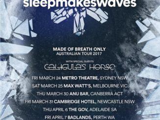 sleepmakeswaves tour 2017