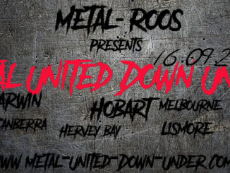 Metal United Down Under 2017
