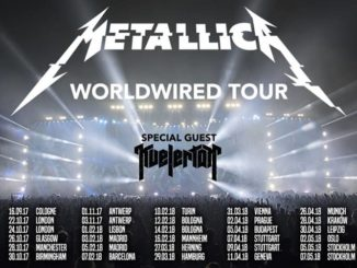 Metallica Worldwired Tour Europe