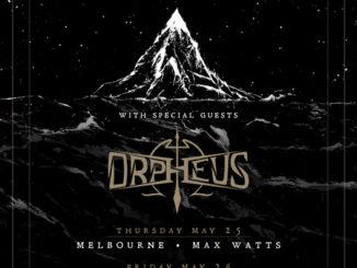 Insomnium. Australian tour 2017