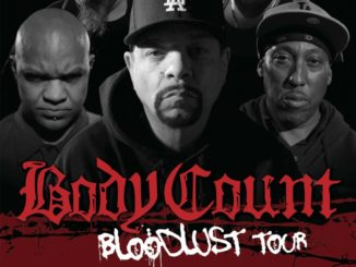 Body Count Australia tour 2017