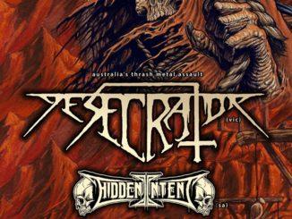 Desecrator Australian tour 2017
