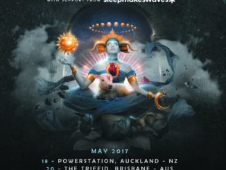 Devin Townsend Project australia tour 2017