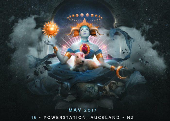 Devin Townsend Project australia tour 2017