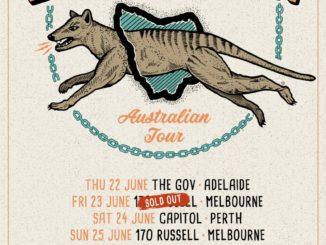Luca Brasi Australian tour 2017