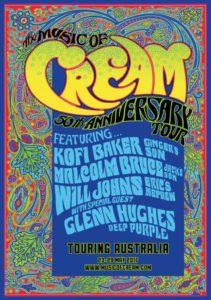 Music Of Cream