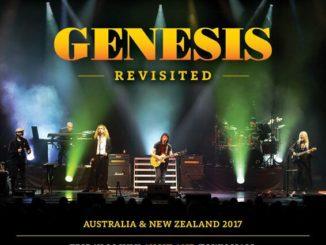 Steve Hackett Australian tour 2017