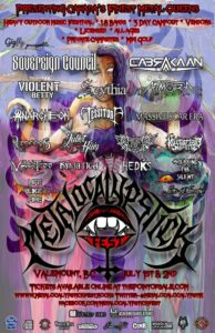 Metalocalypstick Fest 2017