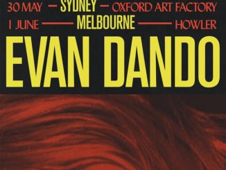 Evan Dando tour