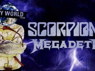 Scorpions Megadeth tour
