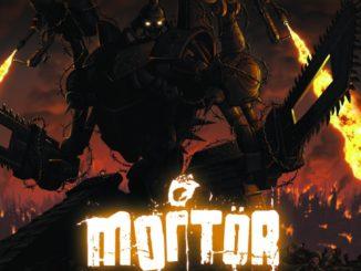 Mortor - Burn Up The Dead