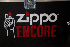 Rock On The Range Zippo Encore