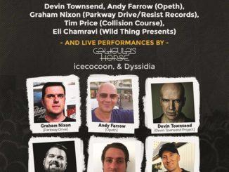 Devin Townsend - Music Industry Summit