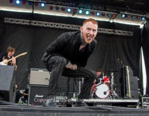 Frank Carter - Rock On The Range 2017 - tm-photography.net