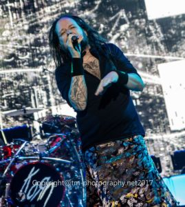 Korn - Rock On The Range 2017 - tm-photography.net