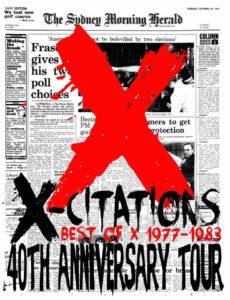 X-Citations tour