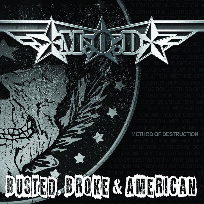 M.O.D. - Method Of Destruction