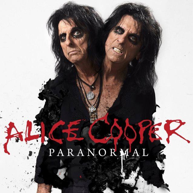 Alice Cooper - Paranormal