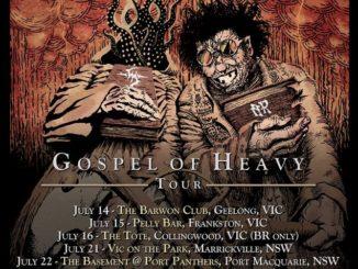 Hadal Maw / Black Rheno Tour