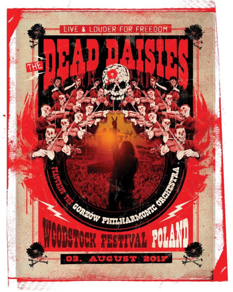 The Dead Daisies - Woodstock Poland