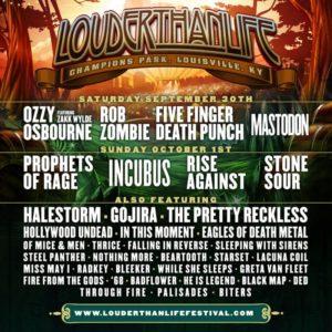 Louder Than Life festival