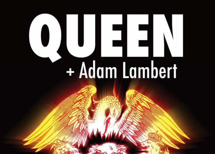 Queen & Adam Lambert Australia tour