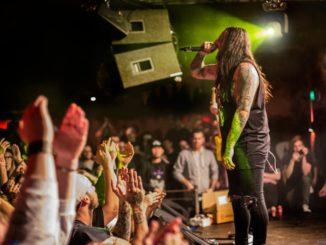 Thy Art Is Murder - Live Perth 2017