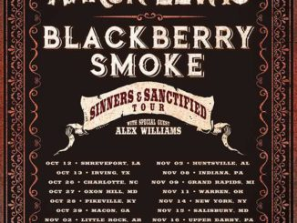 Aaron Lewis Blackberry Smoke tour