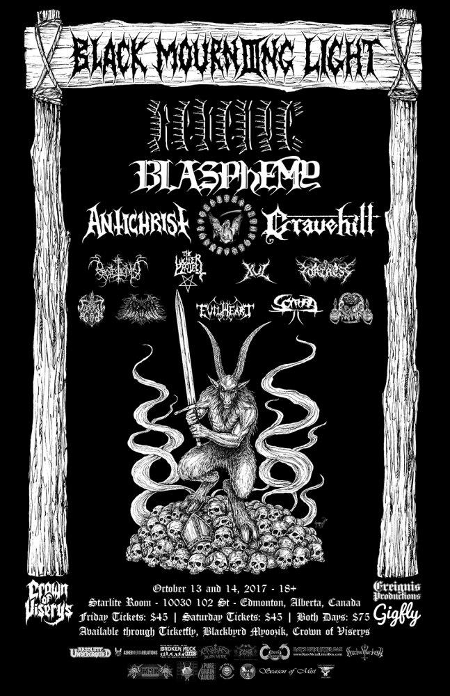 Black Mourning Festival 2017