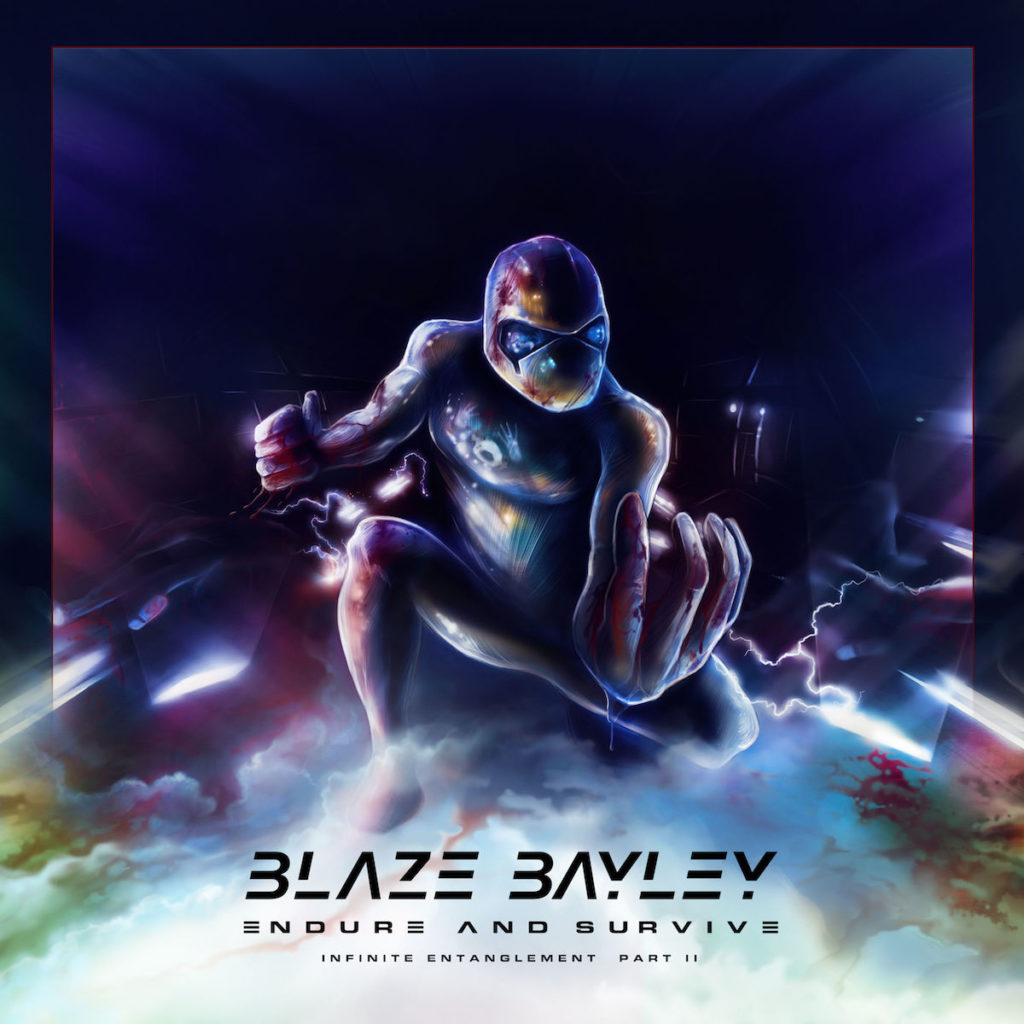 Blaze Bayley - Endure and Survive (Infinite Entanglement Part II