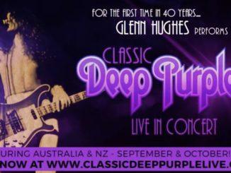 Glenn Hughes - Classic deep purple Live
