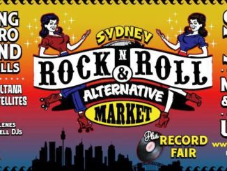 The Sydney Rock 'n' Roll & Alternative Market